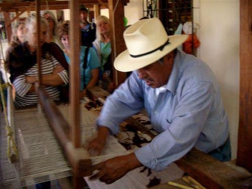 Weaving-demo