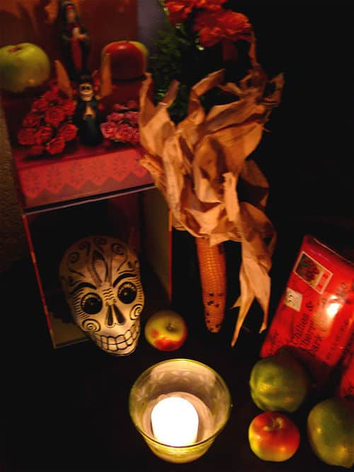 Skull-box