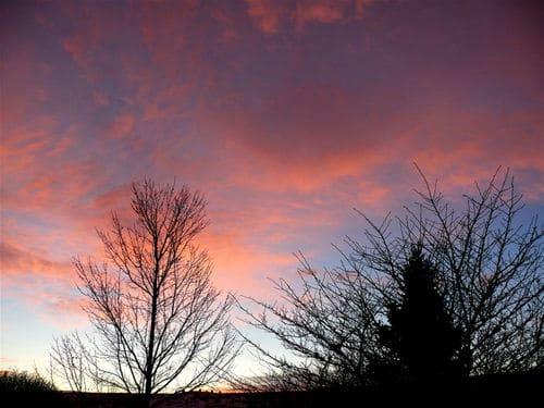 Morning-sky