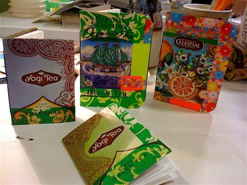 Tea-journals