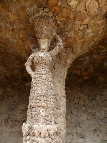 Stone-woman