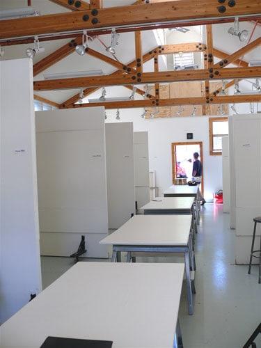 Empty-hall