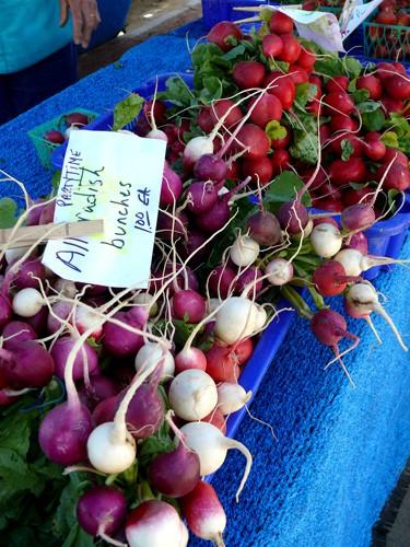 Radish-market