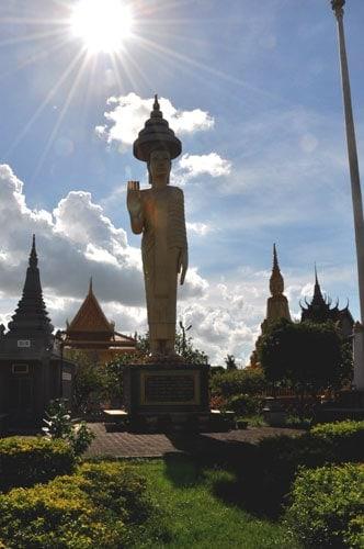 Sun-buddha
