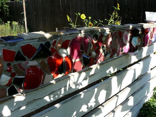 Sink-fence