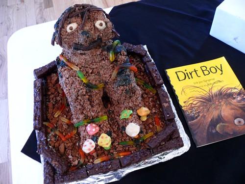 Dirt-boy