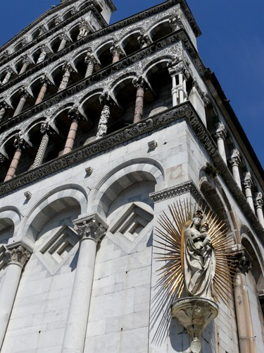 Lucca-church