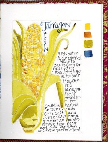 Corn-page