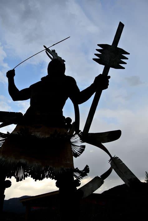 Bronze-indian
